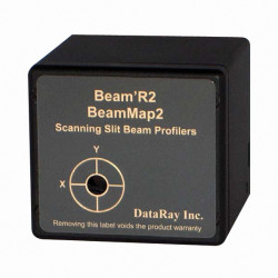 Beam Profiler / Schlitzscanner BeamR von DataRay