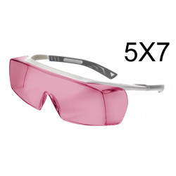 Laser adjustment goggle, 528-534 nm up to 100 mW