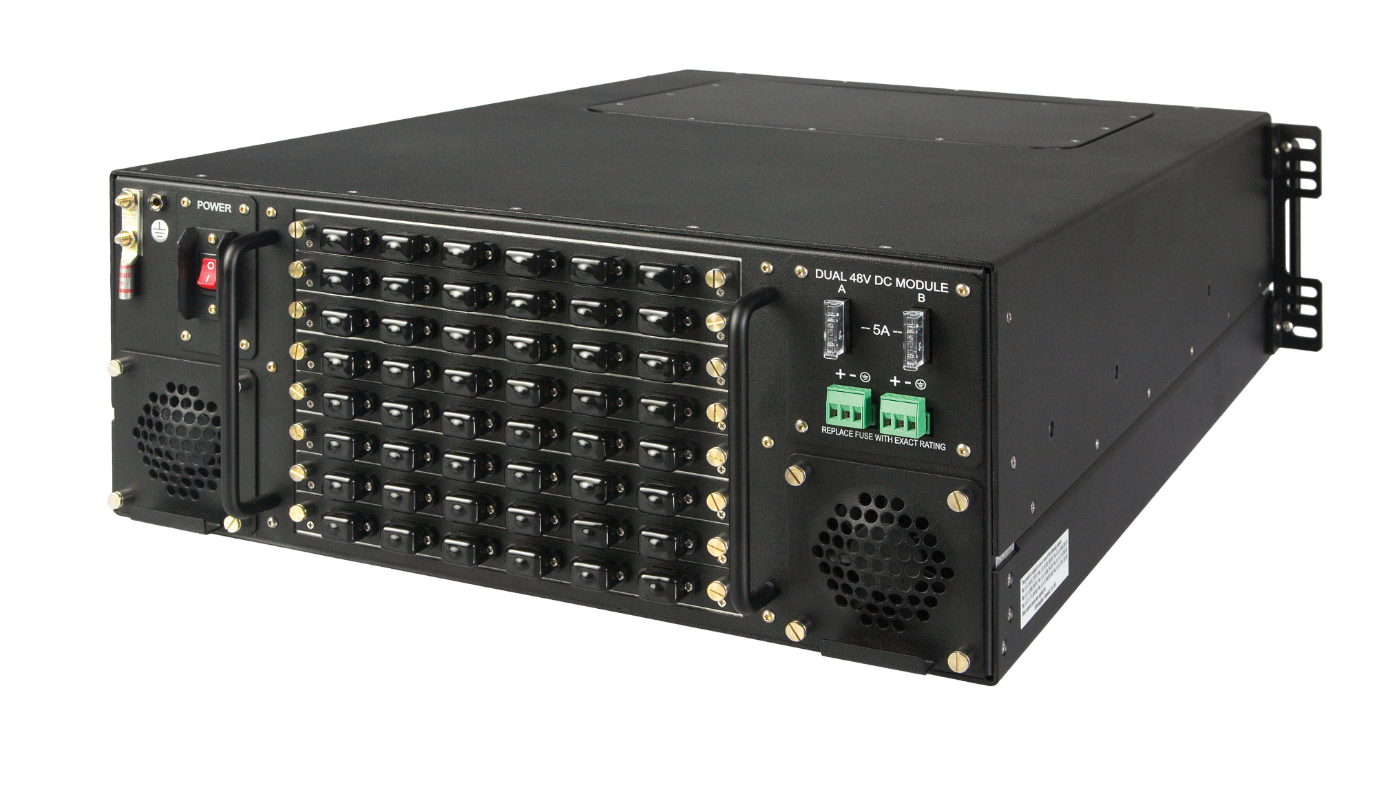 Glimmerglass Intelligent Optical SDN Switch Cross Connect X-Connect ...