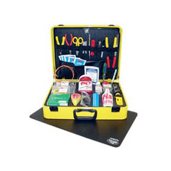 Tool case for splicing