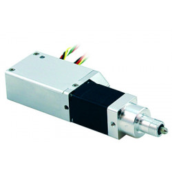 T-NA-SV2 Series High Vacuum Micro Linear Actuators with Built-in Controllers