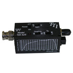 TIA-525s with Si-PD DC - 35/125MHz