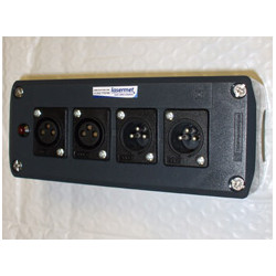 Interlock distribution box