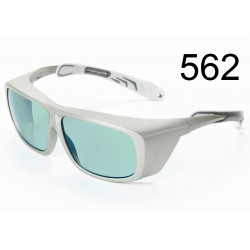 Laser safety goggle, 825-3000/10600 nm