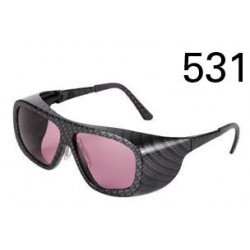 Laser Safety Goggle, 625-730 + 755-920 nm polycarbonate