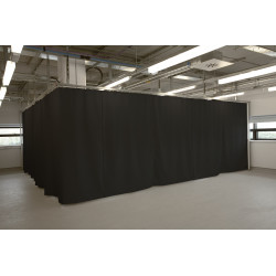 Laser safety curtain Wolf - variable size