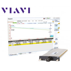Long distance OTDR measurement module EVO