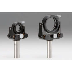 Gimballed Beamsplitter Mounts, D: 50.8mm