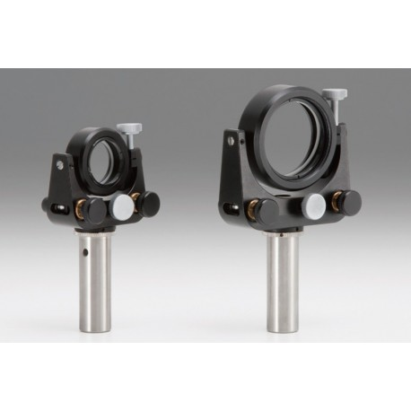 Gimballed Beamsplitter Mounts, D: 25.4mm