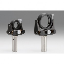 Gimballed Beamsplitter Mounts, D: 40mm