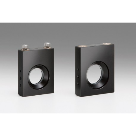Vertical Control Gimbal Beamsplitter Holders, D: 25.4mm
