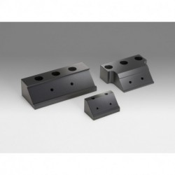 OSE-BSHL-25.4-KAD: Vertical Control Gimbal Beamsplitter Holders (Plates)