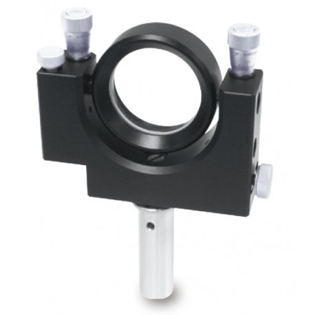 Vertical Control Gimbal Mirror Holders, D: 25.4mm