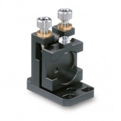 Vertical control compact holder, D: 10mm