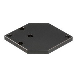OSE-LMHBP-45UU: Topmike Vertical Control Mirror Holder Plate