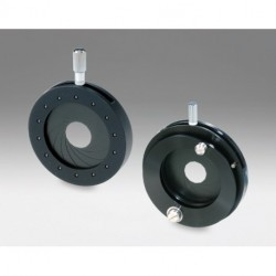 Iris Diaphragm Holder, D: max 30 min 1mm