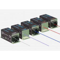 Oxxius low noise LaserBoxx DPSS & diode lasers