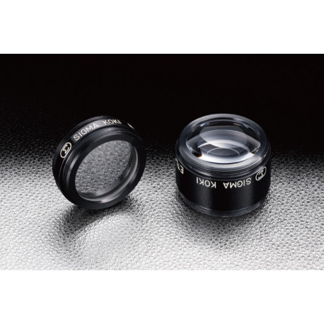 Excimer Laser Focusing Lens, f: 59.7 mm, SiO2