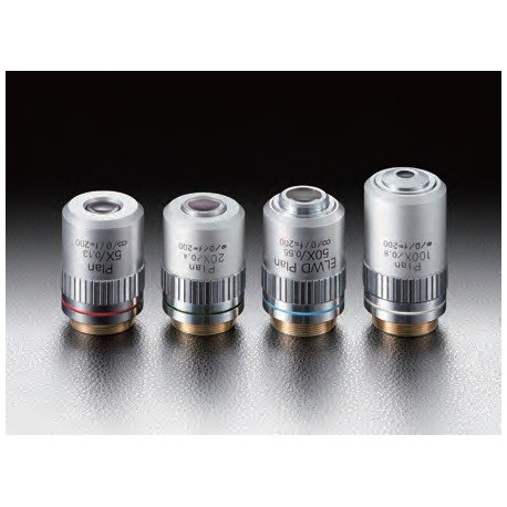Long Working Distance Objective Lens, f: 40 mm