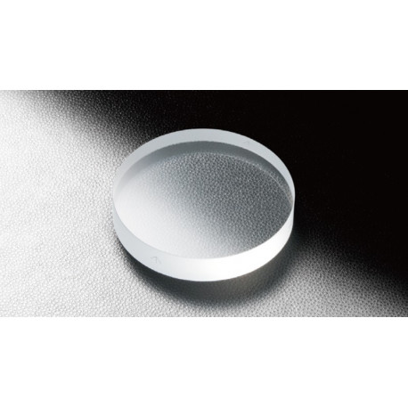 Synthetic fused silica, D: Ø130mm, t: 25 mm, S-D: 20-10, Uncoated, Lambda/6