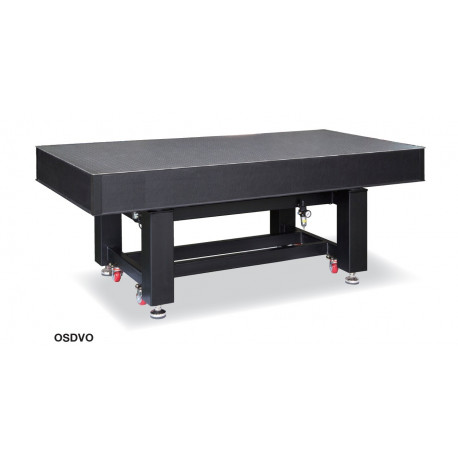 Table, 1,200x700 mm, t: 100 mm, 159 kg