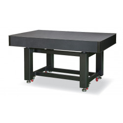 Table, 2,400x1,200 mm, t: 300 mm, 573 kg