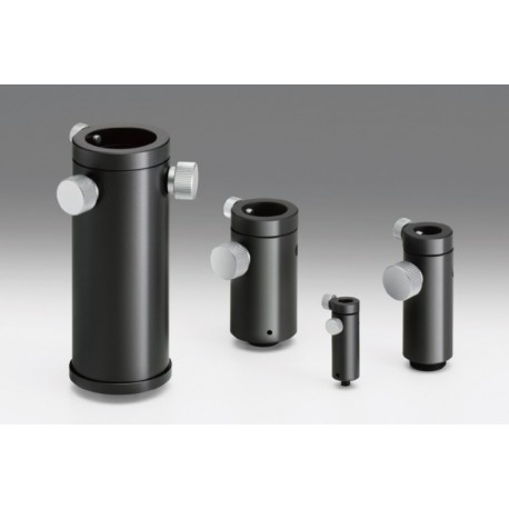 Post holder, Ø12 mm, A: 60 mm