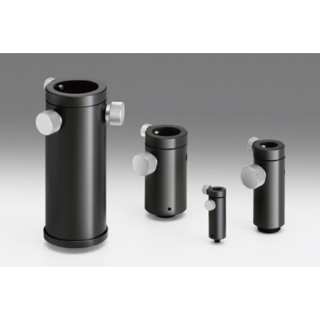 Post holder, Ø20 mm, A: 60 mm