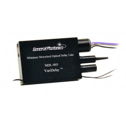 Miniature Motorized Variable Optical Delay Line MDL (100ps) - VariDelay™ II