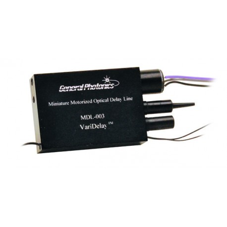 Miniature Motorized Variable Optical Delay Line - VariDelay™ II