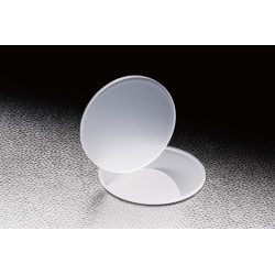 Ground Glass Diffuser, D: Ø50 mm, SiO2, Sand number: 1500