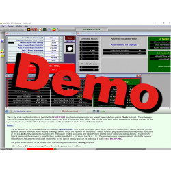 LaserSafe Demo license