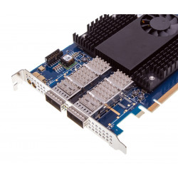 FPGA based 1-100GE PCIe adapters