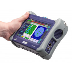 All-in-one handheld tester for the RAN technician