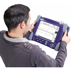 Distributed Fiber Optic Temperature and Strain Test Solution