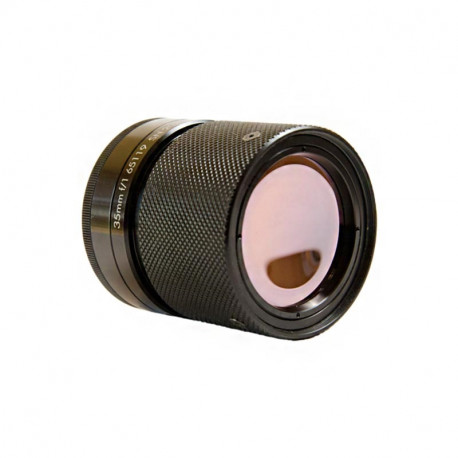 Infrared Lens Assembly for WinCamD-IR-BB