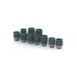 2 MP Fixed Focal Length Lenses