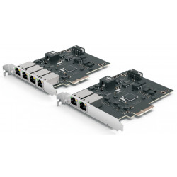 OPT PoE Gigabit Ethernet PC cards