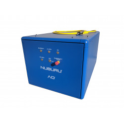 Blue NUBURU high power laser with 650 W for laser material processing