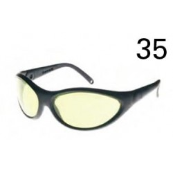 Laser adjustment goggle 532 nm & 633-640, up to 10 mW