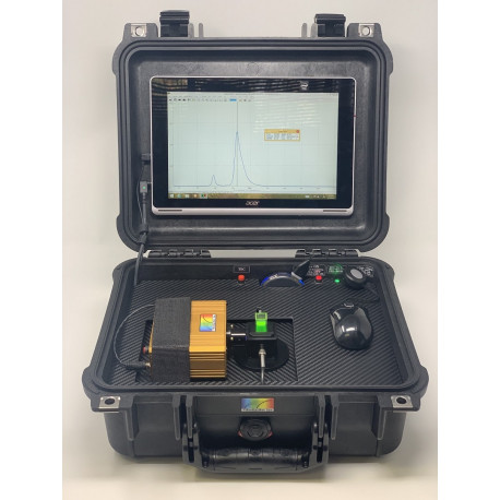 Portable Fluorescence Analyzer