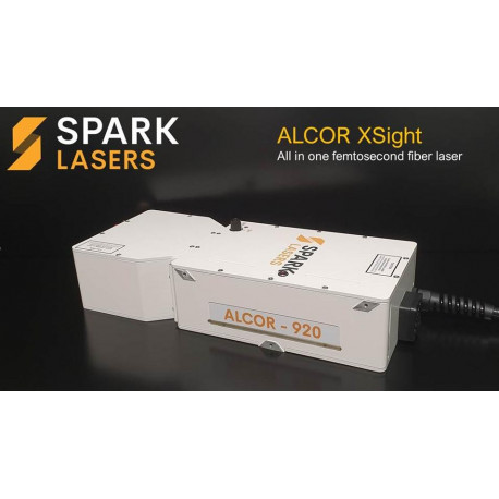 Spark Lasers ALCOR - Femtosecond Laser for Bio Imaging and Spectroscopy