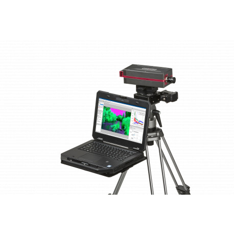 Outdoor Hyperspectral Imaging System