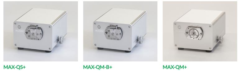Modelle der Max+ Series Interferometer