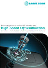 High-Speed Optik-Simulation mit FRED MPC