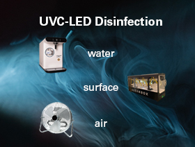 Webcast - Disinfection with UVC-LEDs